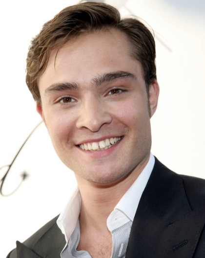 chuck bass smiling - photo #1
